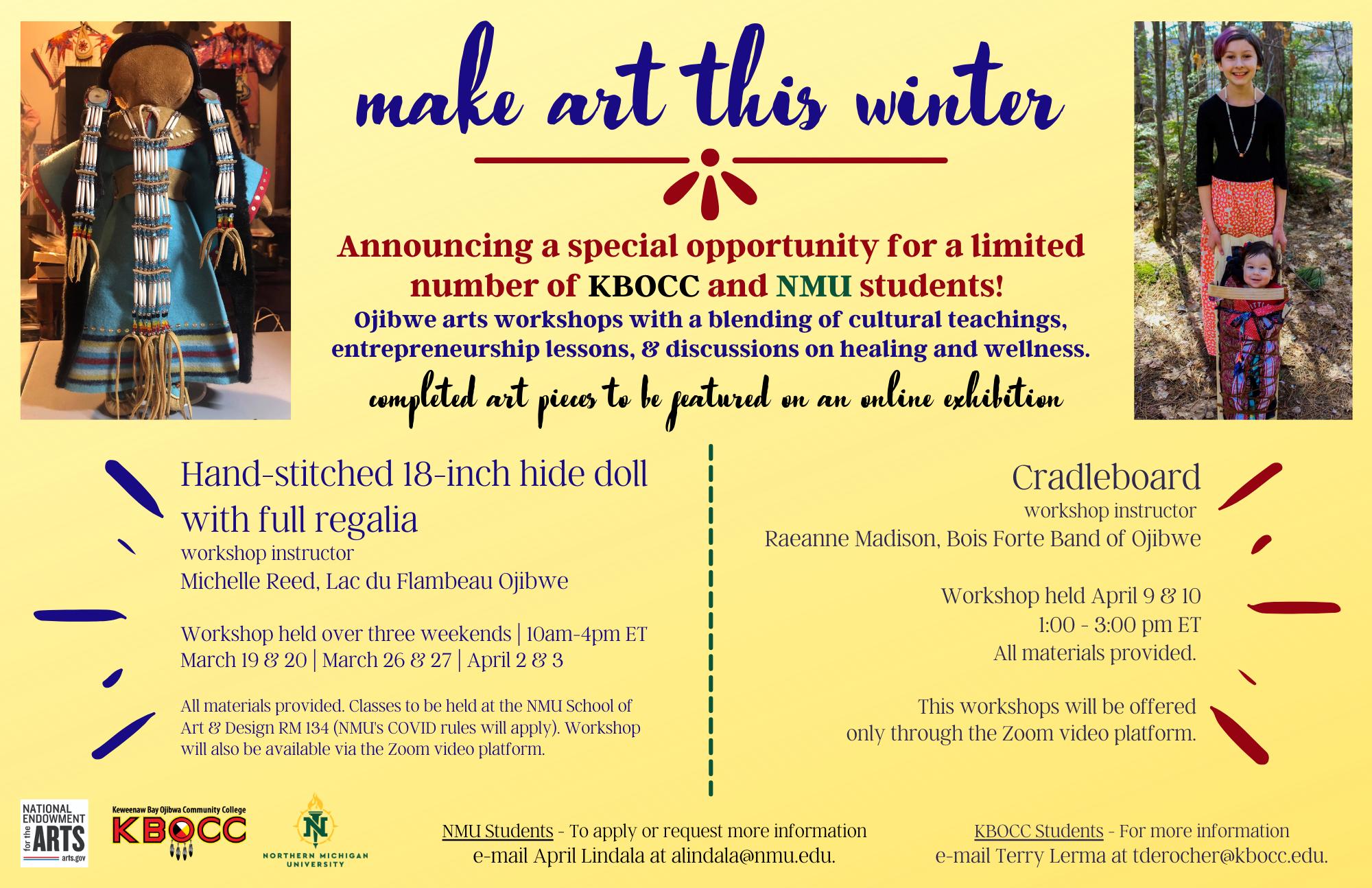 Make Art This Winter